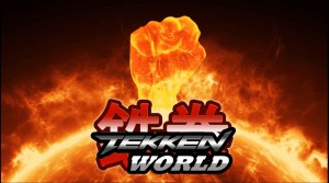 Tekken World 2015